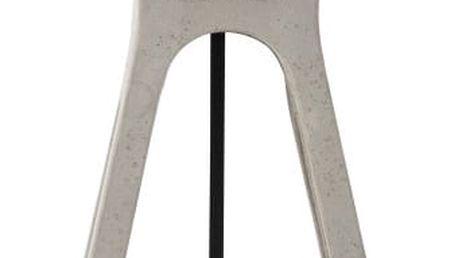 Šedé betonové stolní hodiny Zuiver Pendulum - doprava zdarma!