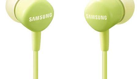 Sluchátka Samsung EO-HS1303 (EO-HS1303GEGWW) zelená + Doprava zdarma