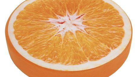 Bellatex Sedák Oreste Pomeranč, 38 cm