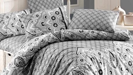 Homeville Bavlněné povlečení Pinnacles, 140 x 200 cm, 70 x 90 cm, 50 x 70 cm
