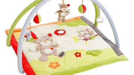 Hrací deka NUK FOREST FUN 3-D + Doprava zdarma