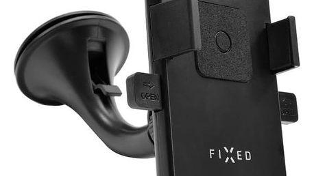 Držák na mobil FIXED FIX2 s přísavkou, šířka 6,5 - 8,5 cm (FIXH-FIX2) černý + Doprava zdarma