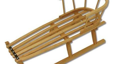 Dřevěné sáně AD321