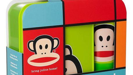 Zelený svačinový set Paul Frank