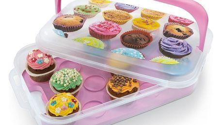 Box na cupcaky Deco, 7 l