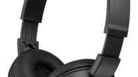 Sluchátka Sony MDRZX310B.AE (MDRZX310B.AE) černá + Doprava zdarma