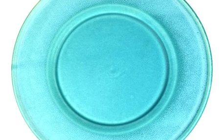 MIJ Mělký talíř Arctic Turquoise 21 cm