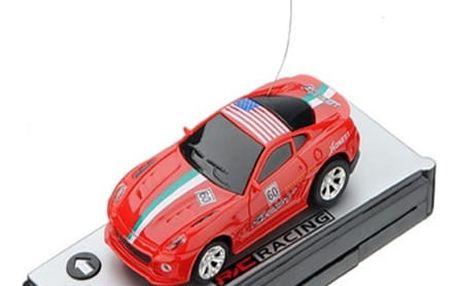 Mini autíčko na dálkové ovládání