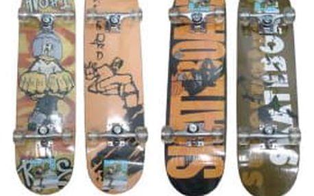 CorbySport 5728 Skateboard závodní s protismykem