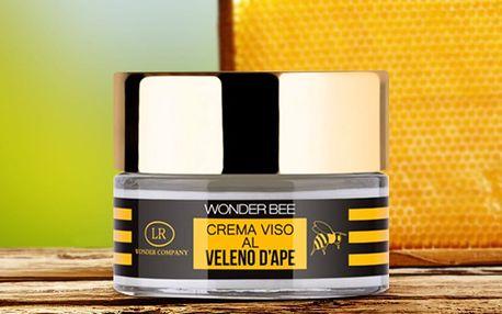 Stop vráskám a stárnutí: rozmazlujte svou pleť krémem se včelím jedem