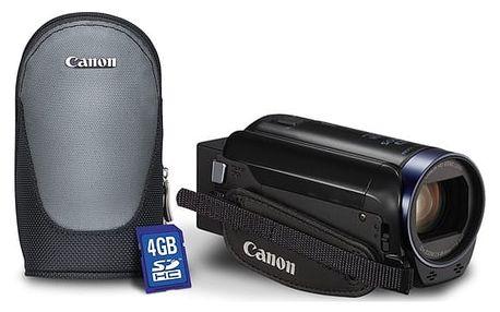 Videokamera Canon LEGRIA HF R706 Essential kit černá + DOPRAVA ZDARMA