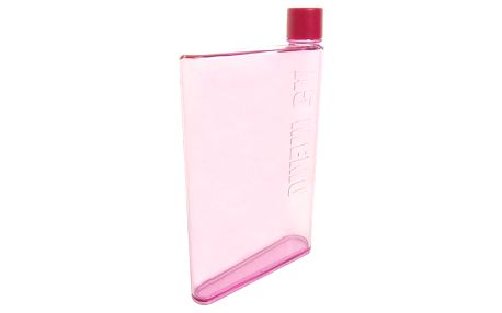 Praktická láhev na vodu 420 ml - perfektní do kabelky!