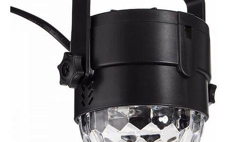 LED diskokoule na párty s dálkovým ovládáním