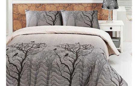 Eponj Home Dvoulůžkový přehoz na postel 143EPJ9207