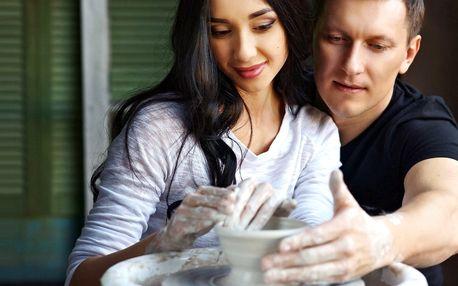 Výroba hrnečků po zamilované páry