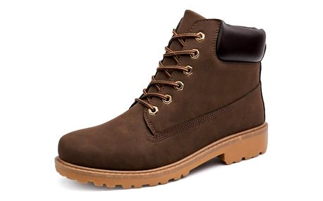 Unisex kotníkové zimní boty - 5 barev