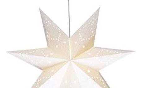 Závěsná svítící hvězda Saturnus, Ø45 cm