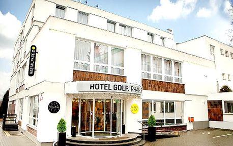 Relaxační pobyt v luxusním Hotelu Golf, 10 regeneračních a relaxačních procedur jen pro Vás.