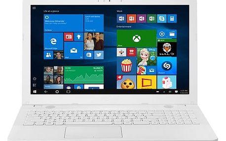 Notebook Asus R541SA-DM464T (R541SA-DM464T) bílý + DOPRAVA ZDARMA