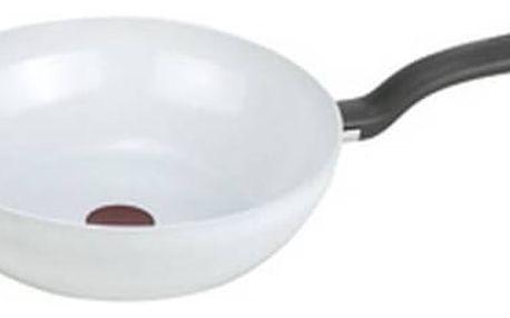 Pánev WOK Tefal Ceramic control Induction C9081952, 28 cm + Doprava zdarma