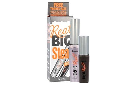 Benefit They´re Real! řasenka dárková sada Black W - řasenka They´re Real! 8,5 g + řasenka They´re Real! 4 g Black