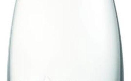 Zelená skleněná lahev ReTap s doživotní zárukou, 500ml