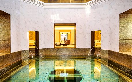 Lázeňský luxusní Royal Palace***** i na Silvestra
