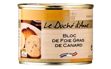 Le Duché d´Anne Foie Gras Le Duche d'Anne 200 g