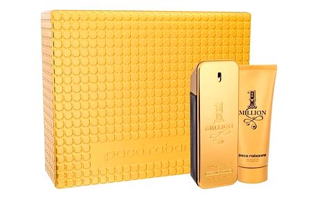 Paco Rabanne 1 Million EDT dárková sada M - EDT 100 ml + sprchový gel 100 ml