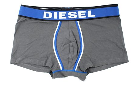 Boxerky Diesel 55-D Boxers Šedá