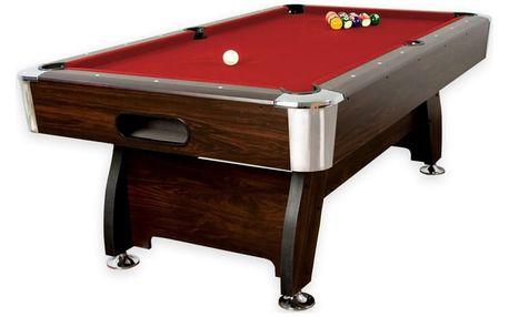 MAX 1399 Kulečníkový stůl 8 ft - s vybavením