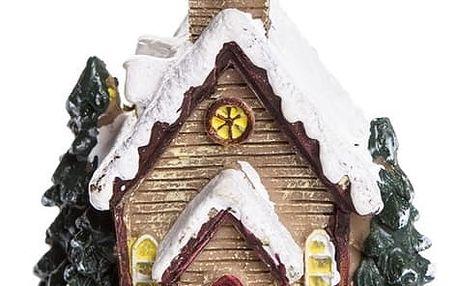 Ledko Vánoční LED kostel
