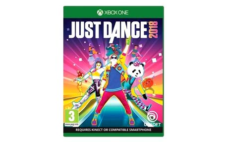 Ubisoft Hra XONE Just Dance 2018