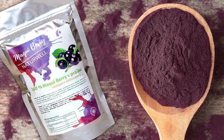 Maqui Berry: podpora imunity, hubnutí a detoxikace