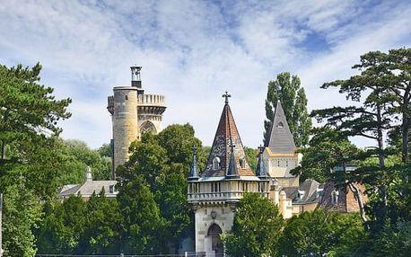 Výlet na zámek Franzesburg, podzemní jezero a čokoládovnu v Rakousku
