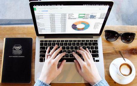 Online kurz Grafy v Excelu s certifikátem