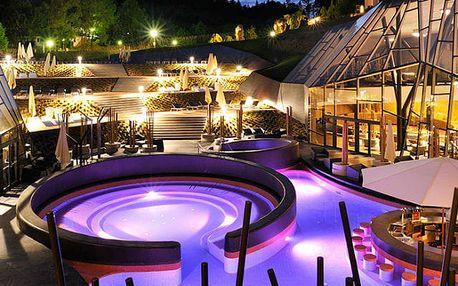 Aparthotel Rosa**** - Terme Olimia, Jedinečný relax a zábava v rozsáhlých termálech