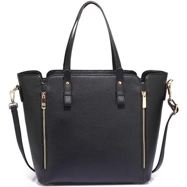 Dámská černá kabelka Fabiano 502