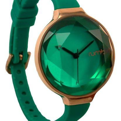 Dámské hodinky Orchard Gem Emerald - doprava zdarma!