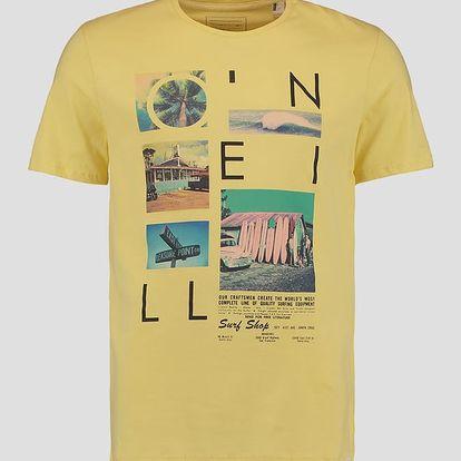 Tričko O´Neill LM NEOS T-SHIRT Žlutá