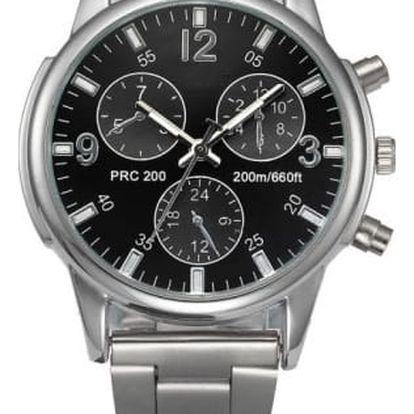 Pánské hodinky v luxusním provedení