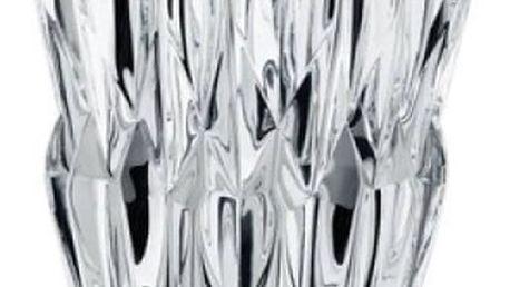 Váza z křišťálového skla Nachtmann Quartz, 26 cm