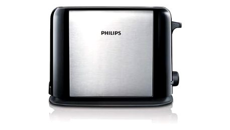 Opékač topinek Philips HD2586/20 šedý