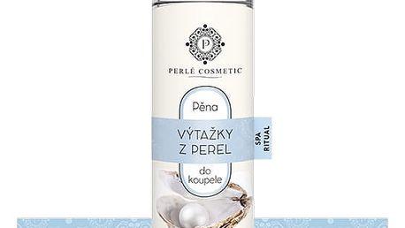 Perlé Cosmetic Pěna do koupele s výtažky z perel, 500 ml