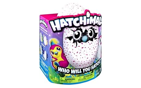 Hatchimals Alltoys Pengualas růžové + Fidget Spinner Esperanza bílý v hodnotě 39 Kč + Doprava zdarma