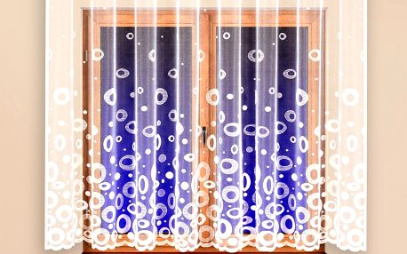 4Home Záclona Sára, 450 x 150 cm