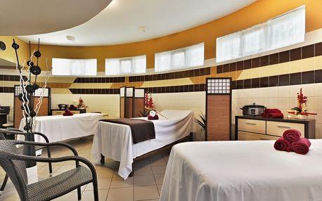 Mariánky, Parkhotel Golf**** pro 1 či 2 osoby + polopenze, wellness