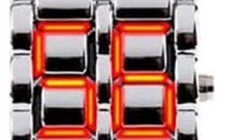 LED digitální náramkové hodinky - 3 varianty