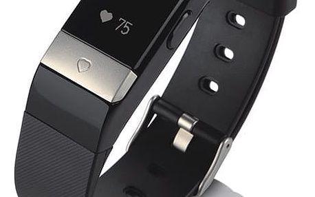 Monitorovací náramek Mio MiVia Essential 350 (5262N5390003) černé
