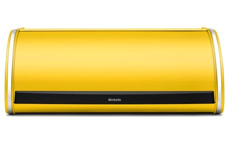 Žlutý chlebník Brabantia Roll Top